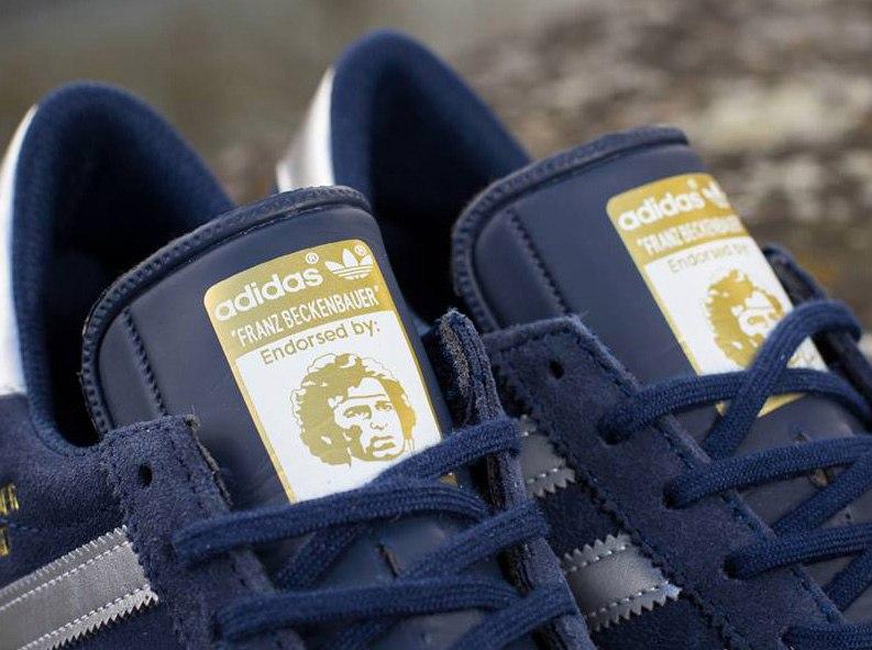 Adidas Beckenbauer кроссовки