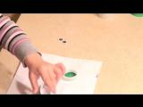 Простые поделки для детей. Зайцы из картона