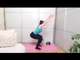 Комплекс домашних упражнений для пресса, ног, груди и рук