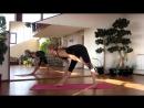 Гибкое тело - Зарядка или разминка - Растяжка в динамике. Упражнения для ног и спины