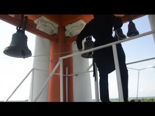 Звон колоколов Казанской церкви усадьбы ''Красное''