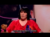 N Series Episode 6 Night XL (rus sub) (Holly Walsh, David Mitchell, Noel Fielding)