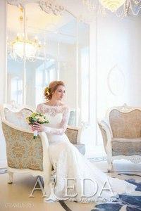 Наша 👰💍#невестаАледа #brideAleda Андреева Наталья в платье  👗 Ангелина😍 #gabbiano