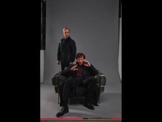Шерлок 4 сезон - post production breakdown