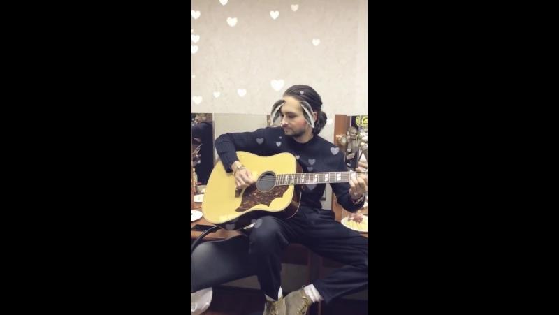 25.04.2017 - Tokio Hotel's IG Story