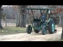 Самодельный трактор на солнечных батареях 3