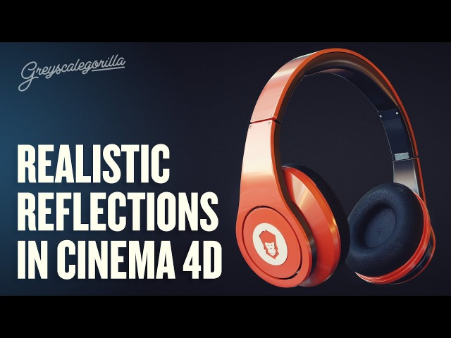 Cinema 4D Tutorial 3 Tips For More Realistic Reflections