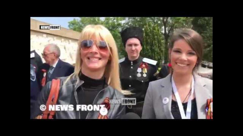 «Бессмертный полк» в Сербии. 9 мая 2017