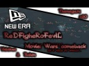NewEraTeam ReDFighteRoFevIL - Wars Comeback Themega Asia x20