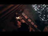 Tom Daley and Dustin Lance Black's apartment 2017 New Year's party!
