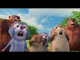 Расширенный трейлер мультфильма «Реальная белка 2 — The Nut Job 2: Nutty by Nature». 2017.