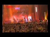 Us5 - Live in concert on stage &amp behind the scenes Yam! - YouTube