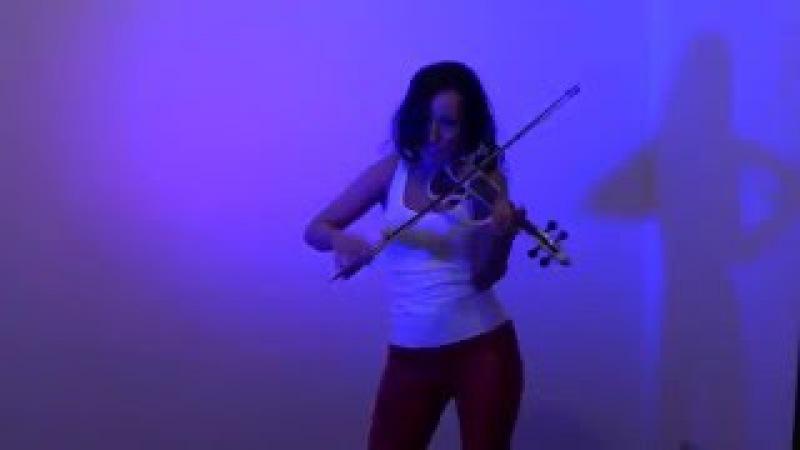 Imany - Don't Be So Shy (Filatov Karas Remix) -violin cover (Agnes Violin skrzypce elektryczne)