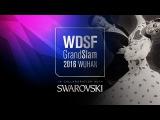 Francesco Galuppo - Debora Pacini, ITA   2016 GS STD Wuhan   Slow Foxtrot