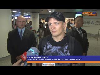 Usyk o walce z Głowackim: to będzie wojna szachowa!