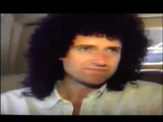 Hard 'N' Heavy, интервью Брайана Мэя и Роджера Тэйлора,1989 (рус.суб)