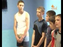 Чемпион мира по боксу Василий Жиров встретился с елецкими воспитанниками «Звездного ринга»