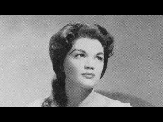 Tennessee Waltz ( 1959 ) - CONNIE FRANCIS - Lyrics