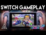 Mario Kart 8 Deluxe Nintendo Switch Gameplay Walkthrough