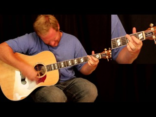 Open The Eyes Of My Heart Lord-Acoustic Worship Tutorial (One Finger Chords) With Chord Sheet