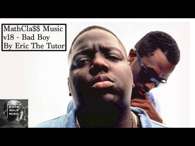 Best of Bad Boy Old School Hip Hop Mix (90s RB Hits Playlist By Eric The Tutor) MathCla$$ Music V18