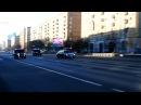 кортеж Путина на кутузовском проспекте 22.11.2016. 18 Маты