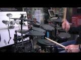 Alesis DM6 Electronic Drum Kit Demo - Nevada Music UK