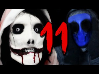 ASK JEFF THE KILLER AND EYELESS JACK (EPISODE 11)