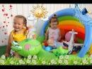 БАССЕЙН с ШАРИКАМИ Моя Кукла БЕБИ БОРН Kids pool fun balls