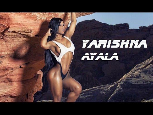 Yarishna Ayala Пуэрториканская красотка с идеальным телом HD