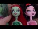 мои куклы монстер хай (подделки)