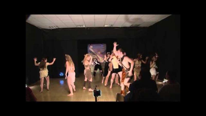 TIME Первобытный Танец Михаил Масляков Рук А Л Булгаков СПб лето2013г