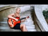 Sil Baştan (Şebnem Ferah) - guitar cover by Ksenia (Istanbul)