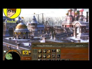 NoobaS:Stream Age of Empires III #1