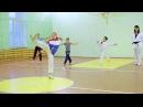 Спортивная секция для детей по Тхэквондо ВТФ