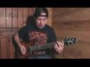 Что гитаристы говорят в студии JARED DINES RUS