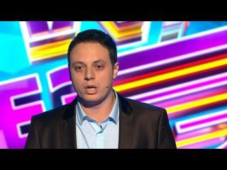 Comedy Баттл. Без границ - Илья Аксельрод (1 тур) 17.05.2013