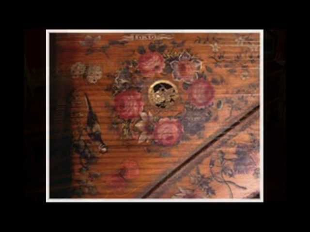 A JBA Forqueray La Sylva,Jupiter,Blandine Rannou Harpsichord