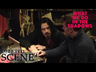 WHAT WE DO IN THE SHADOWS | Deleted Scene | Nick's Victim (HD)