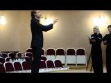 Камерный хор Московской консерватории Курсовые хоры 7