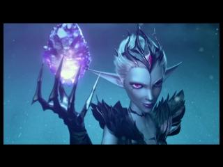 [AniDub] Dragon Nest: Throne of Elves | Гнездо Дракона: Эльфийский трон [Студийная Банда AD]
