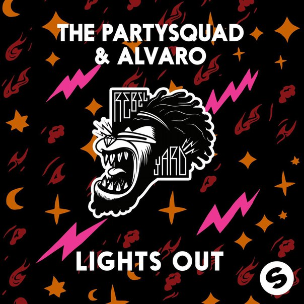 The Partysquad & Alvaro - Lights (Original Mix)