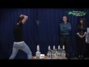 бармен-шоу Александр Штифанов