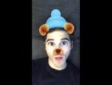 VIDEO | New clip of Darren via Broadway Con's Snapchat