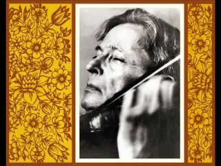 Enescu plays Pugnani - Largo espressivo