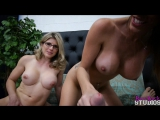 Cory Chase, Dava Foxx - Chasing White Tails Incest, MILF, POV, Orgy, Creampie