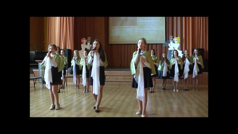 Институт благородных девиц.