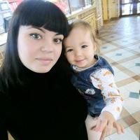 Анкета Дарья Мельникова