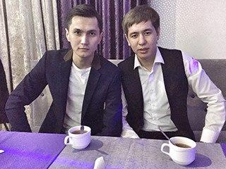 Ербол Сасанов, Райым Уайыс - Қиялдағы қыз (2016)