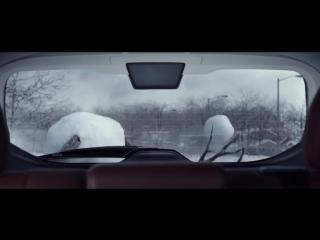 Возвращение злобных снеговиков в ролике для Nissan